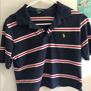Polo Ralph Lauren crop top